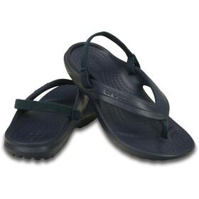 Crocs Classic Sandalias Niños, navy